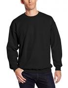 LEIF NELSON Men's Sweatshirt LN6358; Size M, Salmon Pink – Mens Sweatshirts Best Price