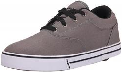 Heelys Men's Launch Fashion Sneaker, Grey, 9 M US.