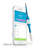 One Less Worry – The Kinsa Smart Ear Thermometer