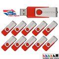 KOOTION 10PCS 16GB USB3.0 Flash Drive USB Drive Memory Stick Thumb Drive...