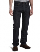 Levi's Men's 501 Original Fit Jean, Clean Rigid, 34×36