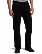 Levi's Men's 505 Regular Fit Jean, Black, 34×30