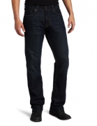Levi's Men's 514 Straight fit Stretch Jean, Kale, 32×32