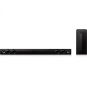 LG LAS475B 300W 2.1-Channel Soundbar System