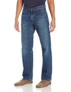 Lucky Brand Men's 181 Relaxed Straight Leg Jean in Dellwood, 38×32
