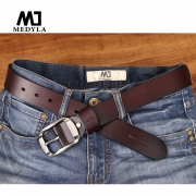DINISITON designer belts men high quality genuine leather belt man fashion strap male cowhide belts for men jeans cow leather – Men's Wallet Best Price