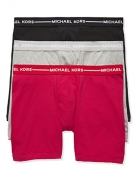Michael Kors 3 Pack Ultimate Cotton Stretch Boxer Brief
