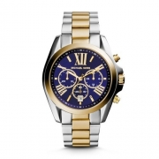 Michael Kors Men's Bradshaw Two-Tone Watch MK5976