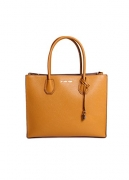 Michael Kors Mercer Large Convertible Tote in Marigold
