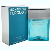 Michael Kors Turquoise Women's Edp Spray, 3.4 Ounce