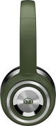 Monster NTune On-Ear Headphones – Matte Green