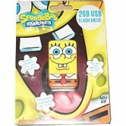 Nickelodeon SpongeBob 2GB USB Flash Drive (18062)