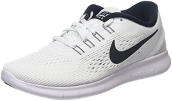 Nike Free Run Women's Running Shoes – SU16 – 8 – White
