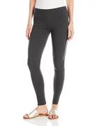 No Nonsense Women's Cotton Legging Sockshosiery, -Charcoal Grey, M