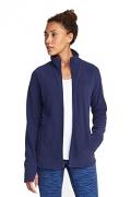Old Navy End Of Winter Sale Micro Fleece Full-Zip Jacket For Women (Large, Navy)