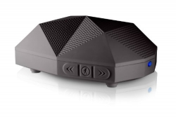Outdoor Tech OT1800 Turtle Shell 2.0 – Rugged Water-Resistant Wireless Bluetooth Hi-Fi Speaker (Black)