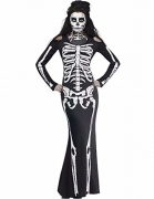 Womens Halloween Fancy Dress Adults Costume Outfit