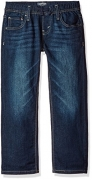 Signature by Levi Strauss & Co. Gold Label Big Boys' Athletic Recess Fit Jeans, Grande, 10
