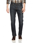 Signature by Levi Strauss & Co. Gold Label Men's Straight Fit Jeans, Chief Gold, 38W x 32L