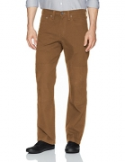 Signature by Levi Strauss & Co. Gold Label Men's Work Wear Pants, Rafter, 34W x 30L