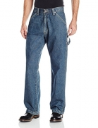 Signature by Levi Strauss & CO Men's Carpenter Jean, Clement, 34×32