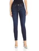 Signature by Levi Strauss & Co Women's Totally Shaping Skinny Jeans, Gala, 16 Medium