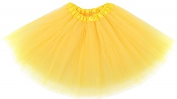Dresstells Knee Length Tulle Skirt Tutu Skirt Evening Party Gown Prom Formal Skirts Navy M-L – Womens Skirt Best Price
