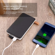 MOMAX iPower Juice+ 10000mAh 2.4A/1A Dual-USB External Power Bank for Smartphones & Tablets