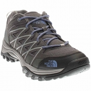 The North Face Womens Shellista II Mid Boot – Split Rock Brown/Dove Grey – 7.5.