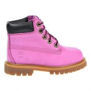 Timberland – 6 IN Premium WP Boot Pink – CA14YQ – Color: Pink – Size: 4.0.
