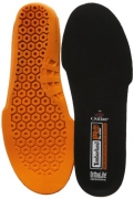 Timberland PRO Men's Anti Fatigue Technology Replacement Insole,Orange,Large/10-11 M US.