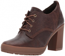 Timberland Women's Camdale Oxford,Medium Brown,9.5 M US.