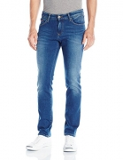 Tommy Hilfiger Denim Men's Jeans Original Scanton Slim Fit Jean, Mid Comfort, 32 x 30