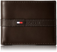 Men's SLIM Leather Wallet (Smooth Black) – Mens Wallet Best Price