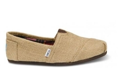 TOMS Men's Classic Canvas Slip-On, Black/Black – 10 D(M) US.