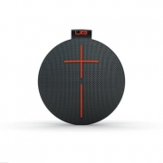 UE Roll Volcano Black Wireless Portable Bluetooth Speaker (Waterproof)