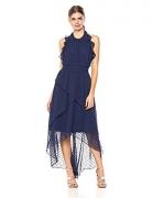Savoir Faire Women's Sleeveless Tartan Pattern Jacquard Dress 10 Black & Grey – Womens Skirt Best Price