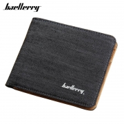 New 2017 Baellerry Genuine Leather Brand Men Wallets Design Short Small Wallets Male Mens Purses Card Holder Carteras,Hot Sale – Mens Wallet Best Price