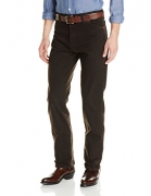 Wrangler Men's Cowboy Cut Original Fit Jean, Black Chocolate, 32Wx34L