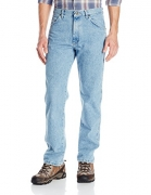 Wrangler Men's Extra Big Rugged Wear Stretch   Jean,Stonewashed,60×28