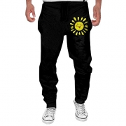 XDR Fashion Sun Tennisindoor Hip Hop Pant For Men Black XL – mens cargo pants target