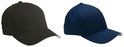Yupoong Flexfit Cool Sandwich Caps Set_black/silver / Navy/Silver_Small / Medium – Men's Hat Best Price
